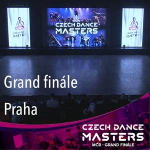 Grand finále Praha